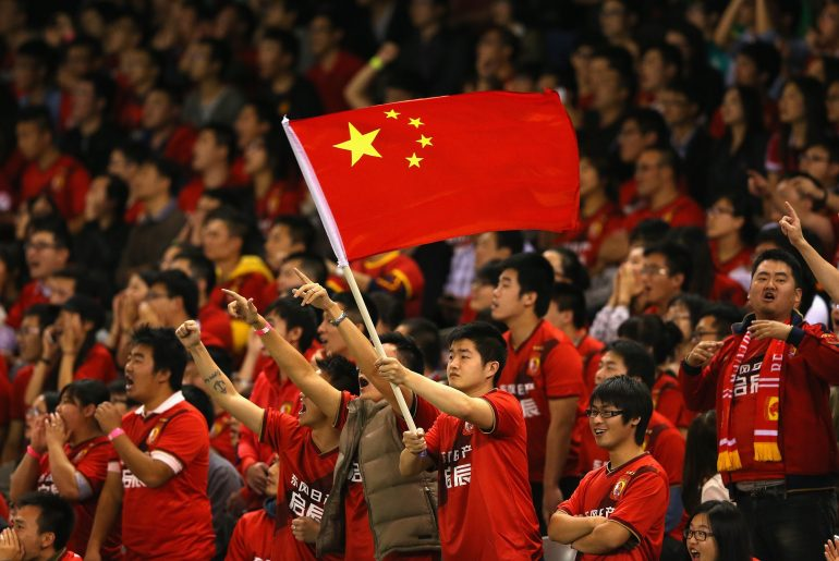AFC ACL - Melbourne v Guangzhou