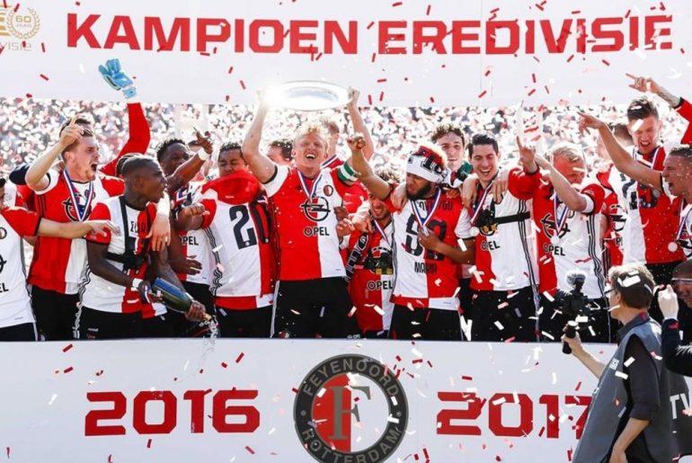 Feyenoord Rotterdam vs Heracles Almelo