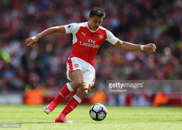 O chileno Alexis Sánchez é a esperança de gols do Arsenal na decisão frente o Chelsea. Nos últimos quatro jogos dos Gunners, o chileno marcou cinco gols.
