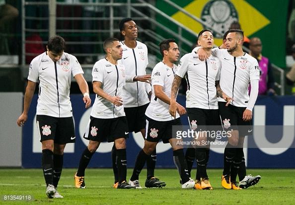 Em 39 partidas disputadas no ano, o Corinthians perdeu somente uma única vez.