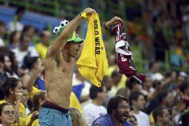 Handball - Men's Preliminary Group B Poland v Brazil