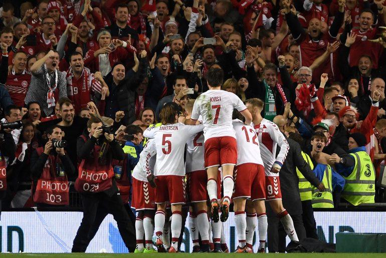 Republic of Ireland v Denmark - FIFA 2018 World Cup Qualifier Play-Off: Second Leg