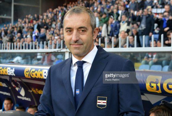 Marco Giampaolo é mais excelente treinador nascido da escola italiana de treinadores.