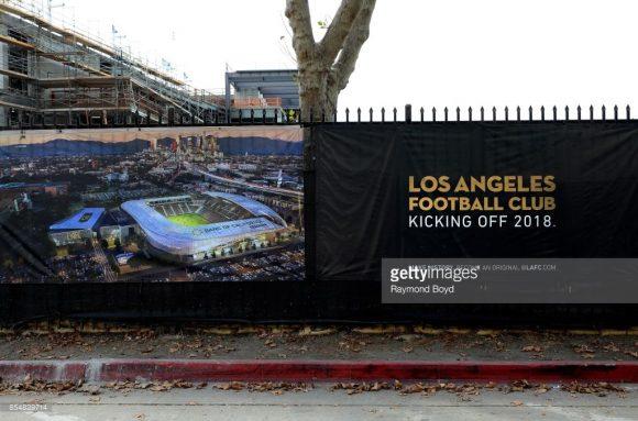 Los Angeles FC, nova franquia da MLS.