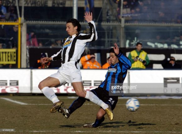 A última vitória da Atalanta sobre a Juventus, ocorreu em 2004.