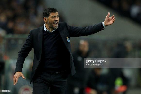 Sergio Conceição está surpreendendo no Porto.