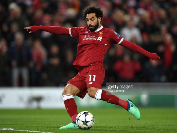 Após sair no meio da partida contra o Manchester City com dores na virilha, Mohamed Salah foi poupado no Merseyside Derby, e está confirmado para jogar os noventa minutos finais da batalha contra o City.