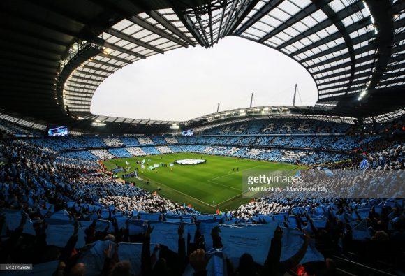 Os torcedores do Manchester City prometem transformar o Etihad Stadium em um grande caldeirão na tarde desta terça-feira, assim como a torcida do Liverpool fez na semana passada, no Anfield Road.