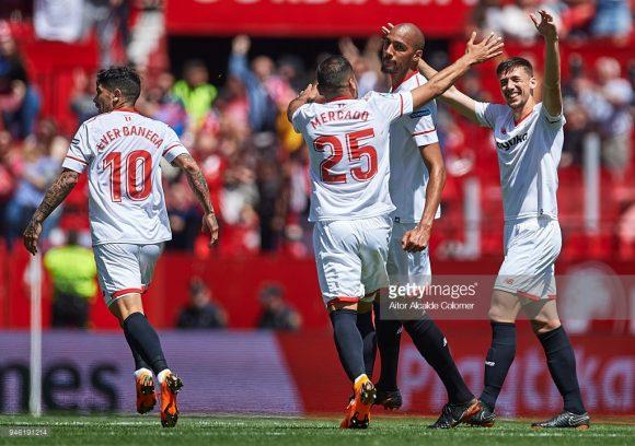 O Sevilla garantiu sua vaga na final depois de superar as equipes do Cartagena, Cádiz, Atlético Madrid e Leganés nas fases anteriores da Copa do Rei.
