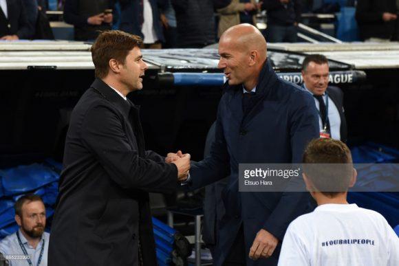 Será Mauricio Pochettino o sucessor de Zinedine Zidane no Real Madrid?