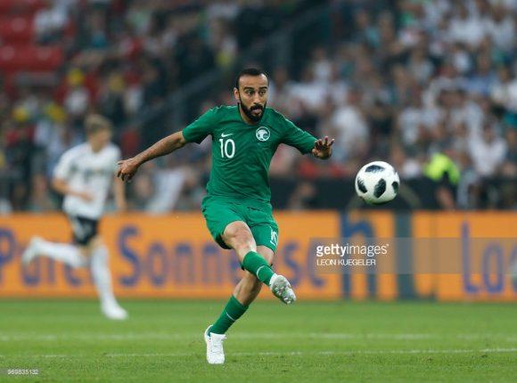 A esperança dos sauditas na Copa do Mundo de 2018, responde pelo nome de Mohammad Al-Sahlawi.