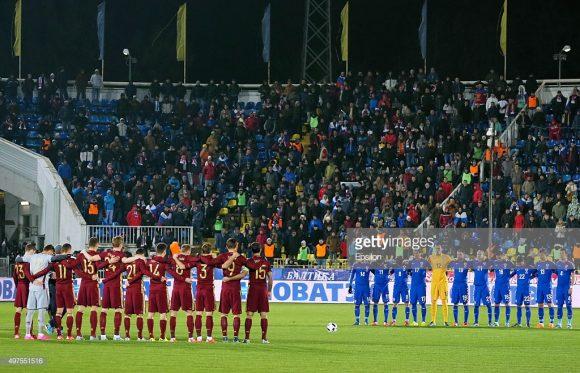 Este será o primeiro encontro entre russos e croatas em uma Copa do Mundo.
