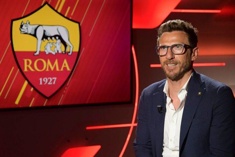 eusebio di francesco roma Luxury Eusebio Di Francesco s first interview as Roma boss