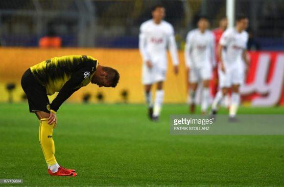 Em 34 partidas disputadas pela Bundesliga na última temporada, o Borussia Dortmund somou