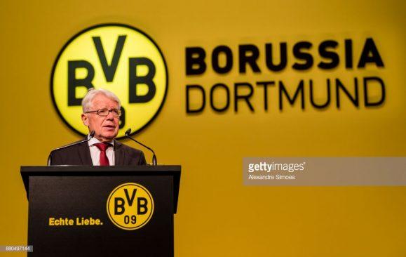 73 milhões de euros, este foi o valor gasto pelo Borussia Dortmund até o momento nesta janela de transferências. Será que o presidente do clube, Reinhard Rauball, irá trazer um atacante para fechar o ciclo de contratações?