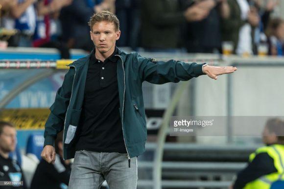 Julian Nagelsmann é o grande responsável pelo sucesso recente do Hoffenheim.
