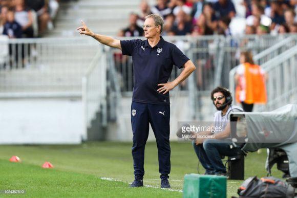 Mesmo sob o comando do interino, Eric Bedouet, o Bordeaux conseguiu vencer o Monaco, atual cice-campeão francês, por 2 a 1 no último sábado.