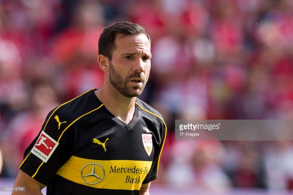 O volante Gonzalo Castro, ex-Borussia Dortmund, foi uma das principais contratações do Stuttgart nessa janela de transferências.