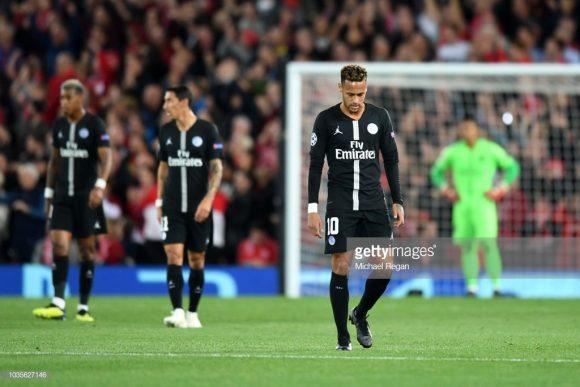 Está virando rotina ver o PSG decepcionar na Champions League.