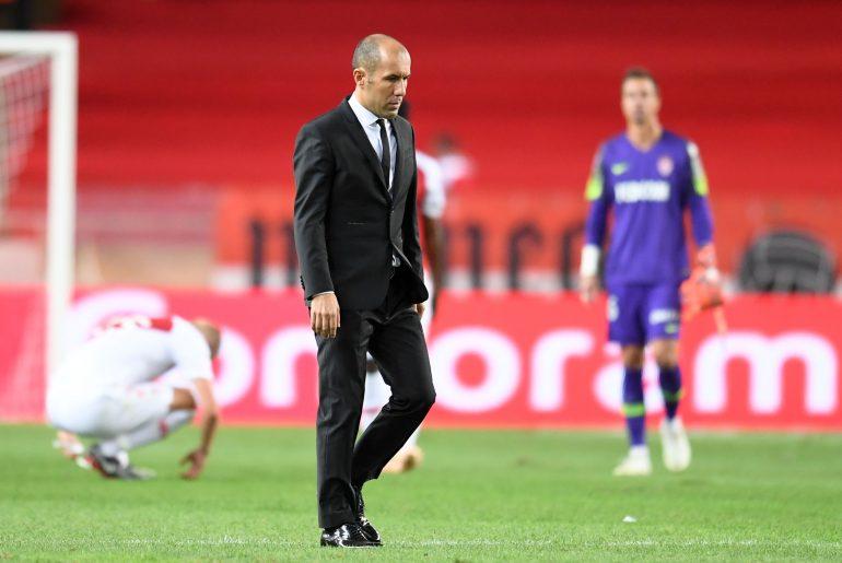 FOOTBALL : Monaco vs Angers - Ligue 1 Conforama - 25/09/2018