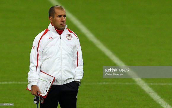 O melhor início de trabalho de Leonardo Jardim, foi no Olympiacos, na temporada 2012/13, quando na época, o treinador obteve sete vitórias nos sete primeiros jogos disputados pela equipe grega.