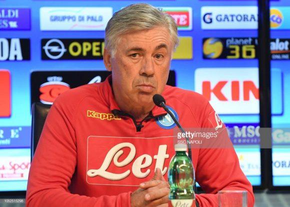 O treinador do Napoli, Carlo Ancelotti, teve uma ótima passagem pelo PSG na temporada 2012/13, que culminou com a conquista da Ligue 1 naquele período.