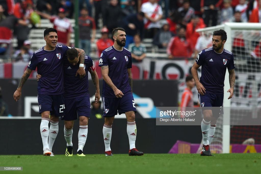 O River investiu altíssimas cifras para conquistar o tetracampeonato da Libertadores, trazendo à Núñez nomes como Enzo Pérez, Lucas Pratto e Ignacio Scocco.