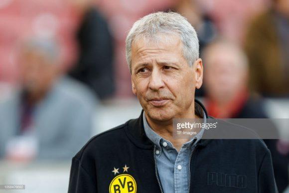 O treinador Lucien Favre já havia se destacado pelos excelentes trabalhos à frente de Borussia Monchengladbach e Nice, respectivamente.