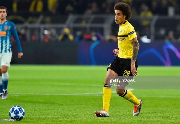 Contratado junto ao Tianjin Quanjian pela bagatela de 20 milhões de euros, o belga Axel Witzel foi o principal nome trazido pela diretoria do Borussia Dortmund na última janela de transferências.