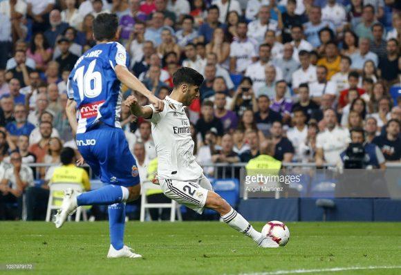A última vitória do Real Madrid pela La Liga, ocorreu somente em setembro (dia 26), quando os madridistas derrotaram o Espanyol pelo placar mínimo no estádio Santiago Bernabéu.