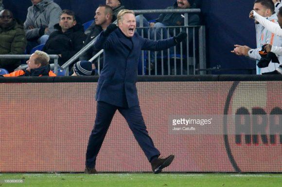 Um ano após ser demitido do Everton, Ronald Koeman aceitou o desafio de dirigir a Holanda.