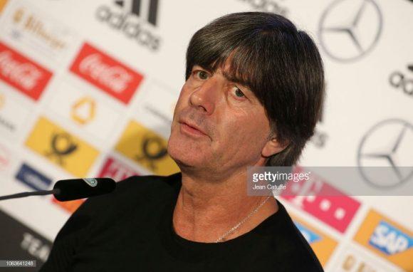 Joachim Low, comandante da Alemanha campeã do mundo em 2014 no Brasil, dificilmente iniciará 2019 à frente da Mannschaft,