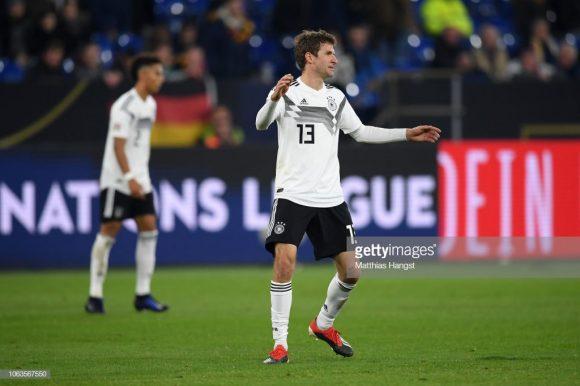 A Alemanha encerrou a sua participação na Liga das Nações da UEFA sem nenhuma vitória, lembrando que os alemães obtiveram dois empates e duas derrotas nos quatro jogos disputados pelo torneio.