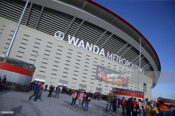 O estádio Metropolitano será o palco da grande final da atual edição da Champions League.