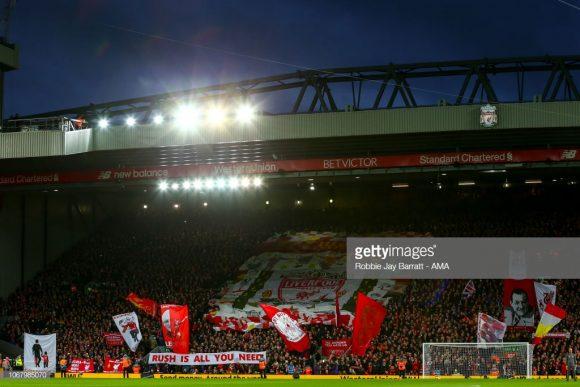 Com 100% de aproveitamento no Anfield Road pela Champions League, o Liverpool acredita que o fato de jogar em casa fará toda a diferença para a sua classificação no torneio.