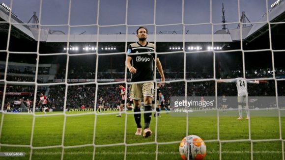 A última derrota sofrida pelo Ajax, foi no clássico diante do PSV (3 x 0), disputado no dia 23 de setembro. De lá para cá, a equipe de Amsterdam não perdeu mais.