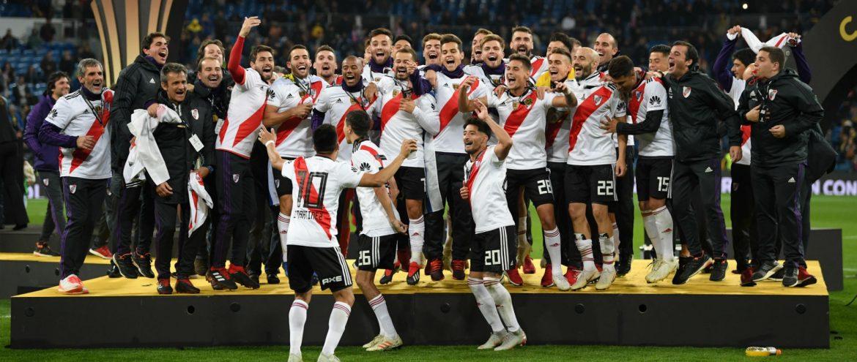 2018, o ano do River Plate