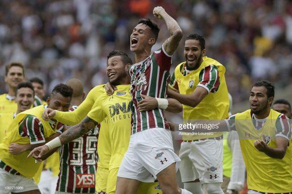 O gol de Richard sobre o América Mineiro, encerrou o jejum de 802 minutos sem marcar um gol.