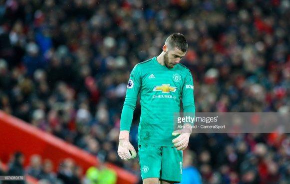 Em 17 partidas realizadas até aqui pela Premier League, o Manchester United já sofreu a bagatela de 29 tentos.