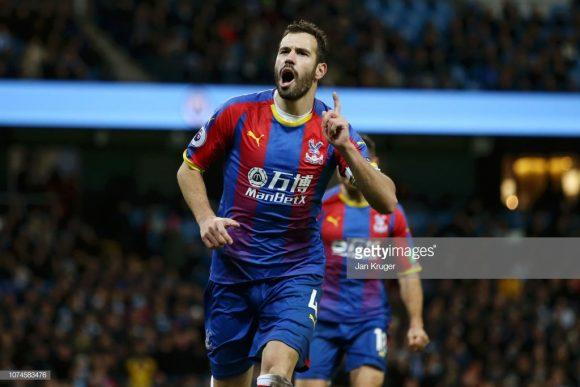Luka Milivojevic é o artilheiro do Crystal Palace na Premier League com 5 tentos marcados na liga.