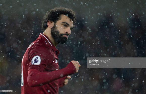 Mohamed Salah é o artilheiro do Liverpool na Premier League com 11 tentos marcados.