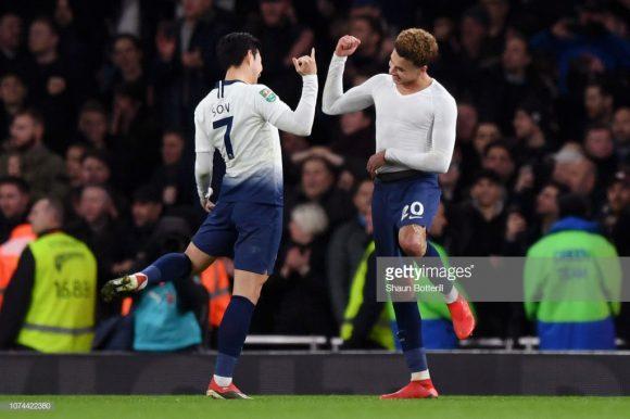 O Tottenham venceu oito das dez partidas disputadas como visitante na Premier League. Apenas o Liverpool tem uma campanha melhor atuando fora de seus domínios.