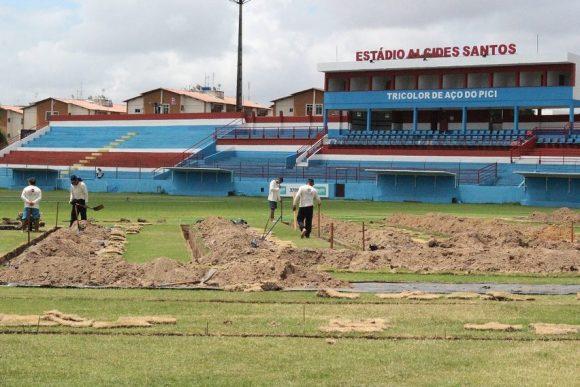 Uma das principais metas de Rogério Ceni é transformar o estádio Alcides Santos em um centro de excelência.