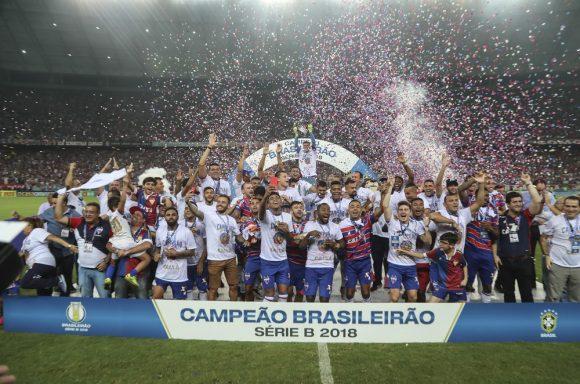 Em 38 partidas realizadas pela edição anterior da Série B, o Fortaleza de Rogério Ceni colecionou o total de 21 vitórias, 8 empates e 9 derrotas, obtendo 71 pontos e 61,3% de aproveitamento no campeonato.