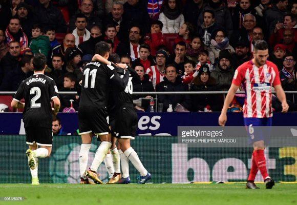 Embora o retrospecto recente não seja favorável ao Sevilla neste duelo, foi a equipe andaluz que eliminou o Atlético Madrid nas quartas de final da Copa do Rei na temporada passada.