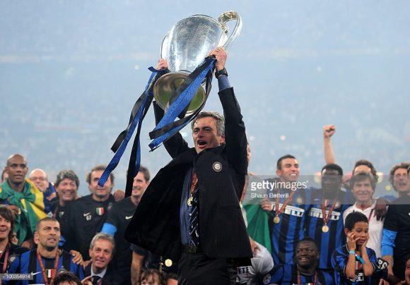 A passagem de José Mourinho pela Internazionale foi realmente incrível, não à toa, os italianos conquistaram uma Champions League, dois scudettos do Calcio, uma Copa da Itália e uma Supercopa da Itália.
