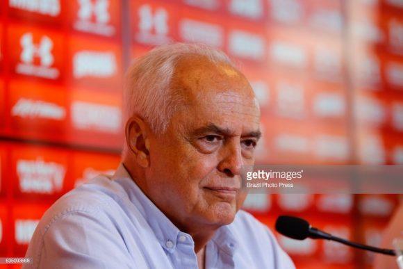 Segundo o falecido Juvenal Juvêncio, Leco, o atual presidente do São Paulo, seri um desastre até mesmo como síndico de prédio. E não é que a profecia estava correta.