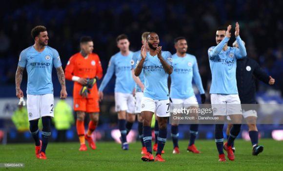 O Manchester City é dono do melhor ataque da Premier League com 68 gols marcados em 26 jogos até aqui.