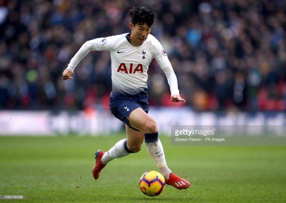 Com a ausência do lesionado Harry Kane, cabe a Son Heung-min, a incumbência de marcar os gols do Tottenham, lembrando que o sul-coreano balançou as redes nos três últimos jogos dos Spurs.