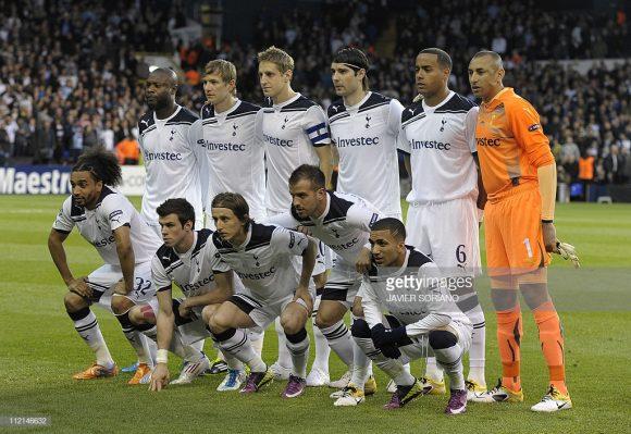 O tottenham jamais avançou das quartas de final da Champions League. A melhor campanha dos Spurs no torneio, foi na temporada 2010/11 (perderam do Real Madrid).